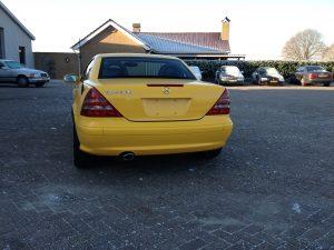 Mercedes SLK 320 1