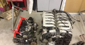 190 V12 project both engine's are out