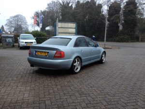 Audi S4 ABT 2