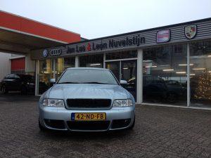 Audi S4 ABT 1