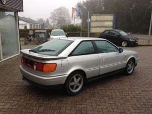 Audi S2 Coupe 1
