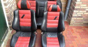 2.3 16V interior & front Subframe ready