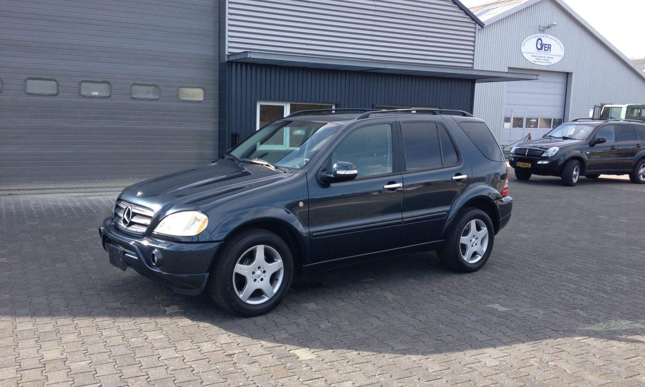 Mercedes ML55 W163 5