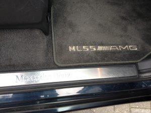 Mercedes ML55 W163 4