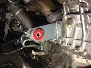 190 V12 project Engine mounts done 6