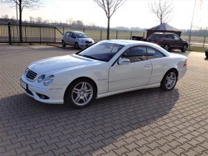 Mercedes CL55 AMG 2