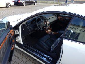 Mercedes CL55 AMG 9