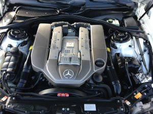 Mercedes CL55 AMG 10