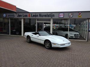 Corvette C4 convertible 4