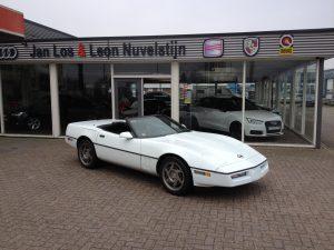 Corvette C4 convertible 1