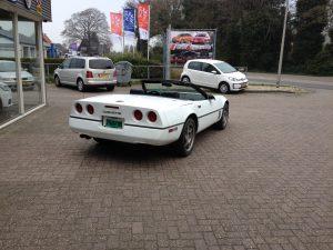 Corvette C4 convertible 2