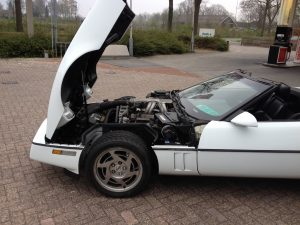 Corvette C4 convertible 5