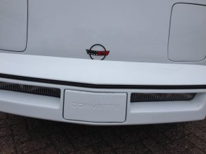 Corvette C4 convertible 9