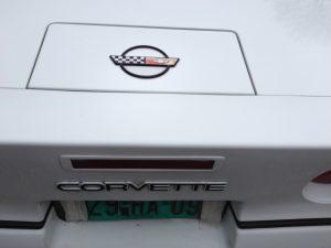 Corvette C4 convertible 10