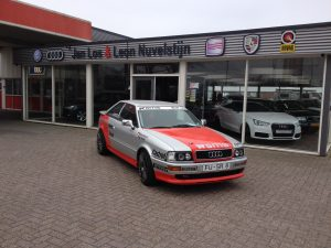 Audi S2 Race car SMS Revo look 5