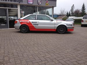 Audi S2 Race car SMS Revo look
