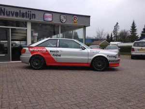 Audi S2 Race car SMS Revo look 4