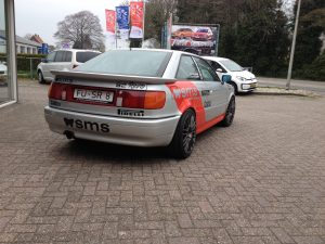 Audi S2 Race car SMS Revo look 3
