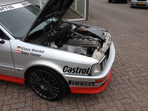 Audi S2 Race car SMS Revo look 6
