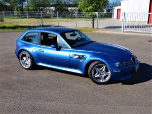 BMW Z3M Coupe 1
