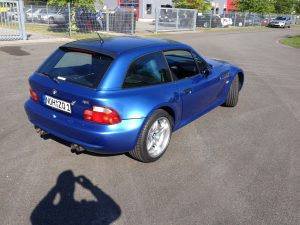BMW Z3M Coupe 2