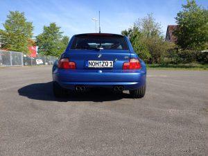 BMW Z3M Coupe 3