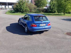 BMW Z3M Coupe 4