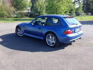 BMW Z3M Coupe 5