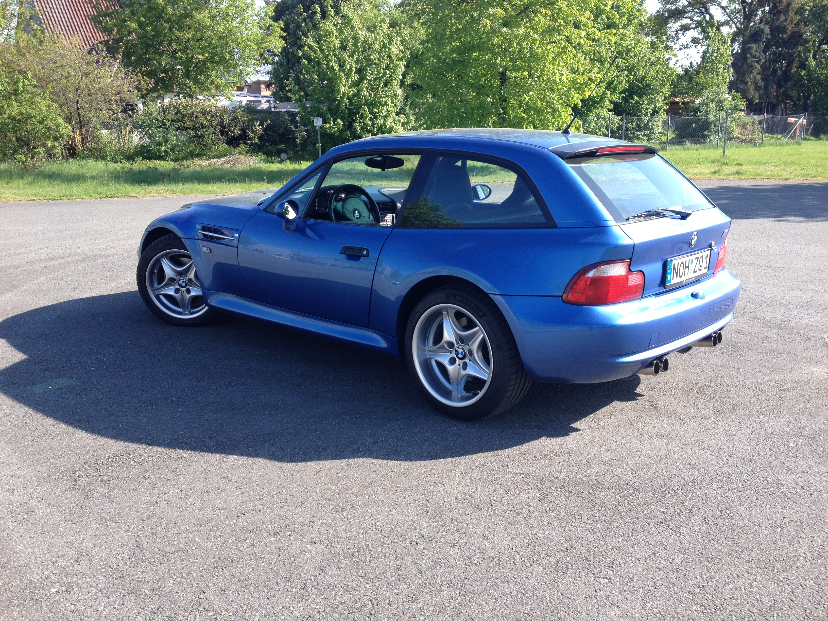 Bmw Z3m Coupe Review Amp Testdrive By Jmspeedshop Com