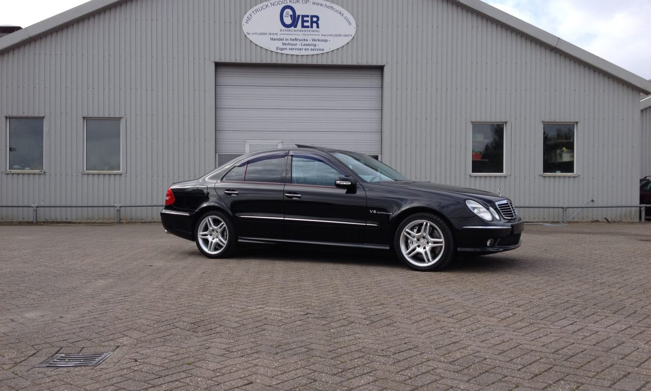 Mercedes E55 AMG W211 Best HP For Money By JMSpeedshop !