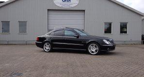 Mercedes E55 AMG W211 9