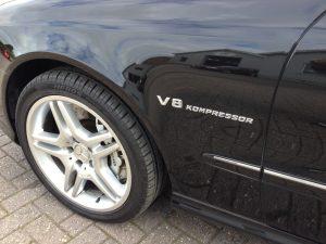 Mercedes E55 AMG W211 3