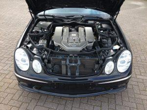 Mercedes E55 AMG W211 6