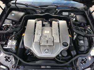 Mercedes E55 AMG W211 7
