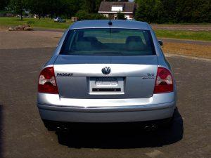 VW Passat W8 B5.5 6
