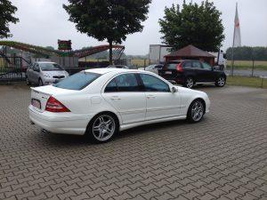 Mercedes C55 AMG 3