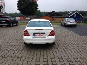 Mercedes C55 AMG 4