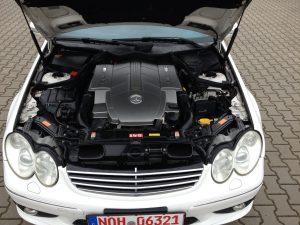 Mercedes C55 AMG 7