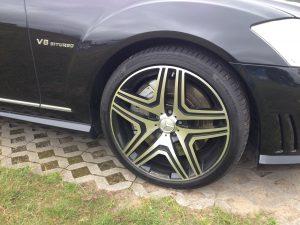 Mercedes S63 AMG 11