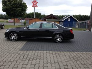 Mercedes S63 AMG 8