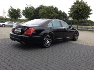 Mercedes S63 AMG 6