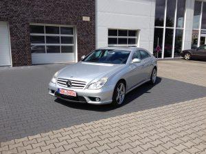 POV Mercedes CLS55 AMG 6
