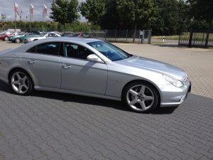 POV Mercedes CLS55 AMG 4