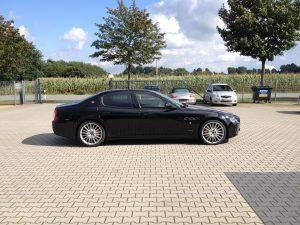Maserati quattroporte GTS 2