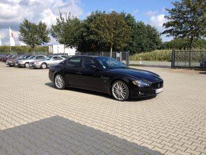 Maserati quattroporte GTS 1