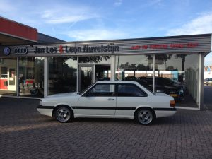 Audi 80 B2 1.8 20V turbo 1