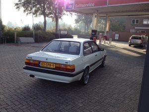 Audi 80 B2 1.8 20V turbo 5