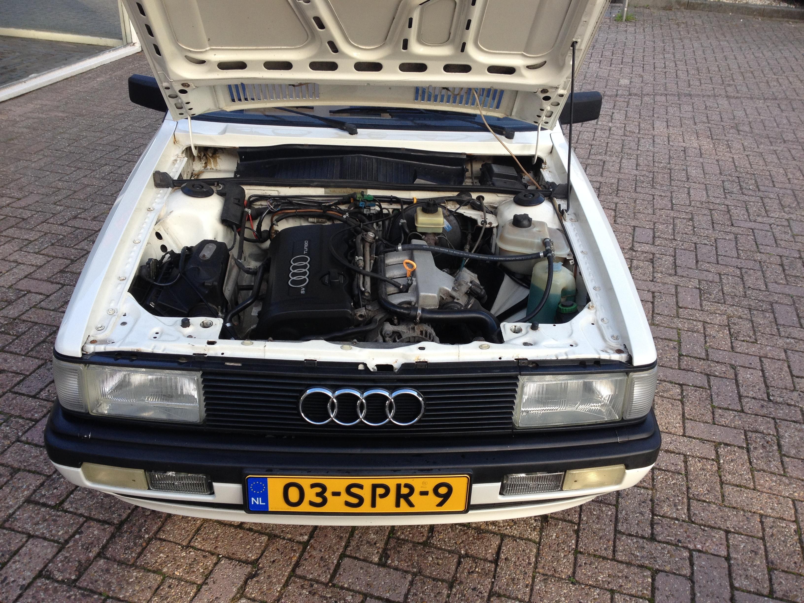 Audi 80 B2 18 20v Turbo Engine Swap Olschool Tuning Jmspeedshopcom