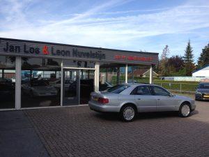 Audi A8 W12 6.0 D2 8