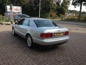 Audi A8 W12 6.0 D2 6